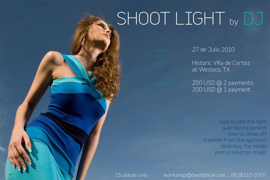 Shootlight by David Josue