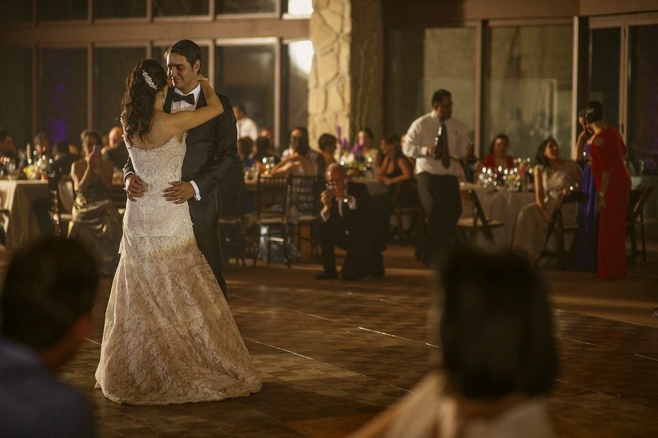 021 first dance wedding vineyard museo del vino wedding rutadelvino 1