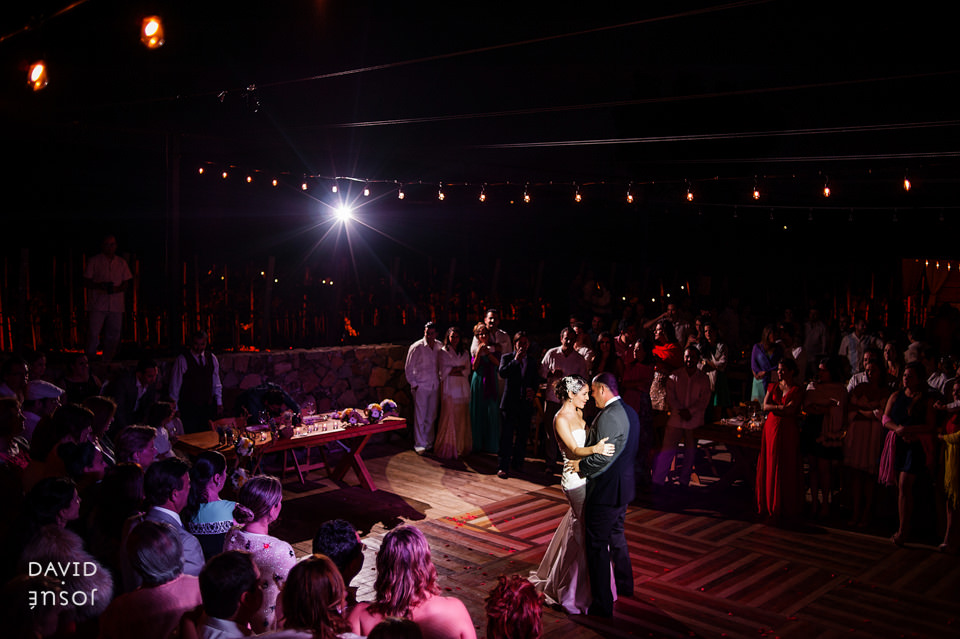 29 primer baile novios boda cuatro cuatros rutadelvino