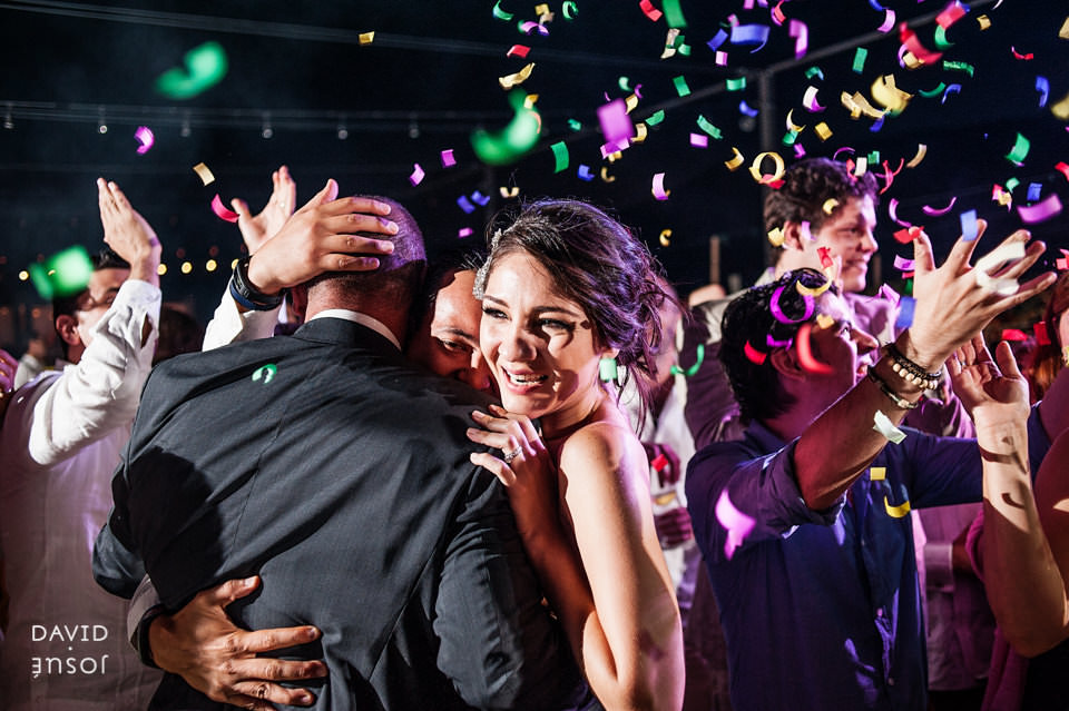 31 fiesta novios papa boda cuatro cuatros rutadelvino