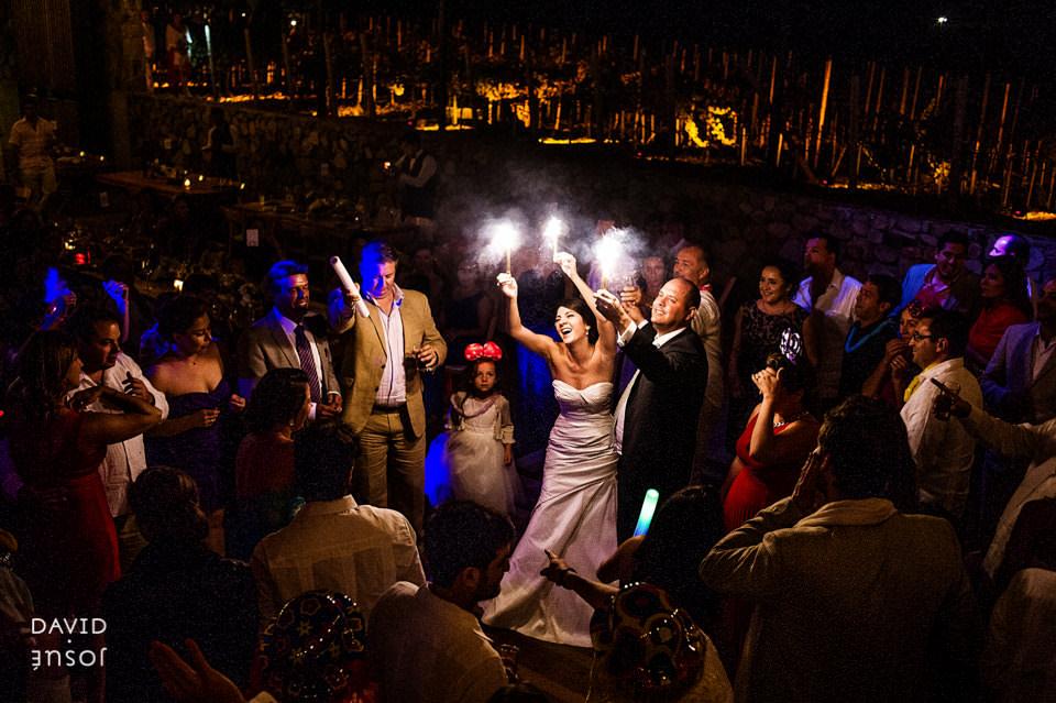 36 fiesta novios papa boda cuatro cuatros rutadelvino