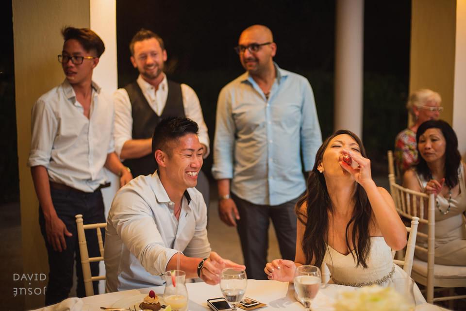 tequila-shots-riviera-maya-wedding