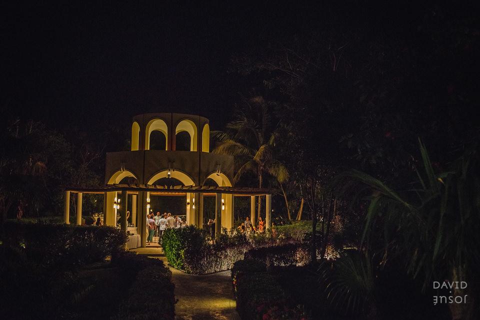 valentin-imperial-riviera-maya-reception