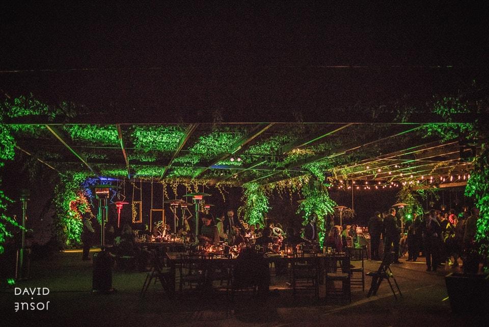 Rustic Vineyard Wedding Parque La Joya