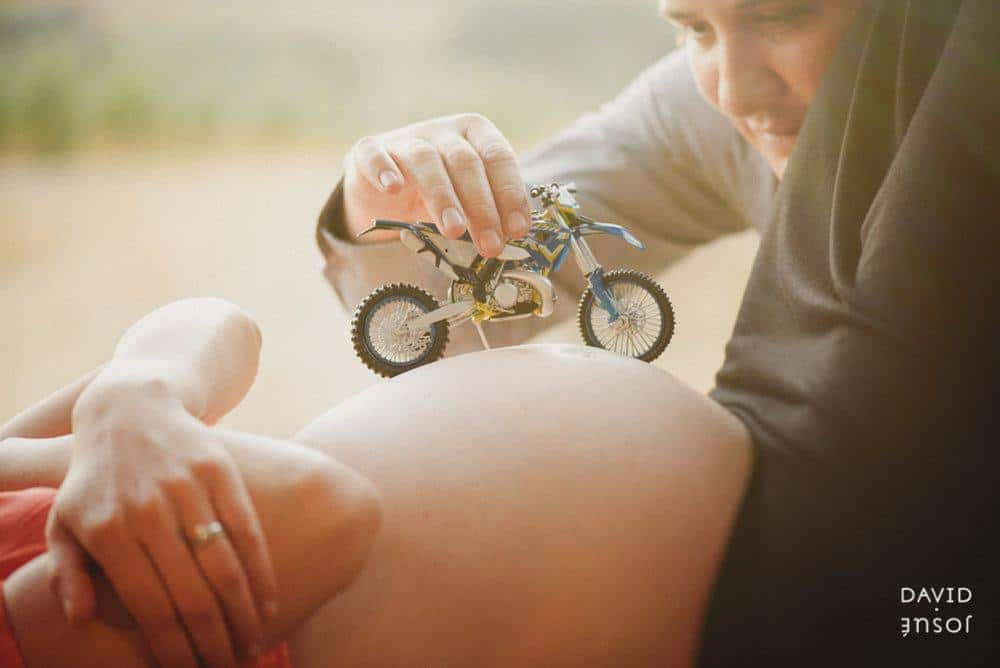 motorcross toy prenatal session 1